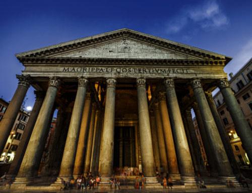 Visita a Roma